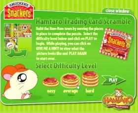 Hamtaro's Game