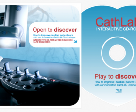 CathLab Interactive CD-ROM: GE
