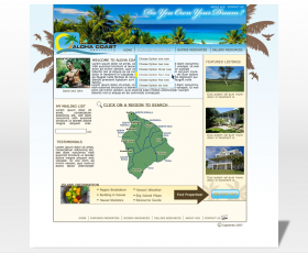 Sites for Koa Design