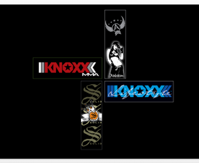 KNOXX Landing Page